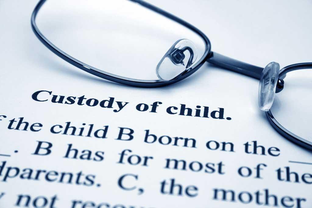 child custody family law shrewsbury